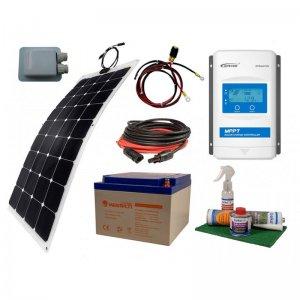 100W - 500W Solar Inselanlage