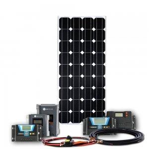 10W - 100W Solar Inselanlagen