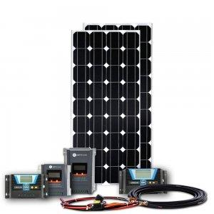 150W - 300W Solar Inselanlagen