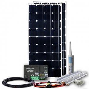310 - 400W Solaranlage