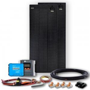 310 - 500W Solaranlage