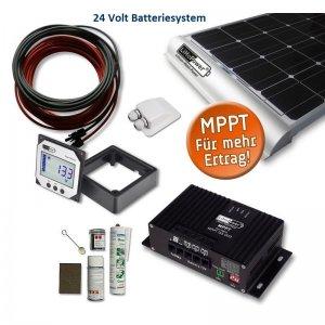 420 - 700W Solaranlage