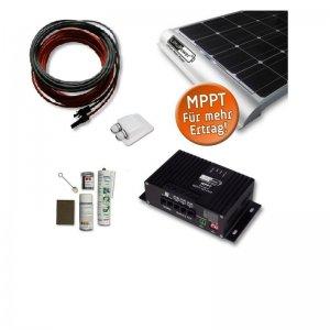 50 - 150W Solaranlage