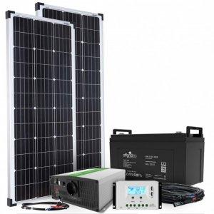 Solaranlagen Autark