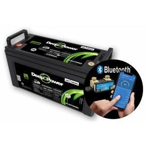 Wohnmobil - Batterie mit Bluetooth
