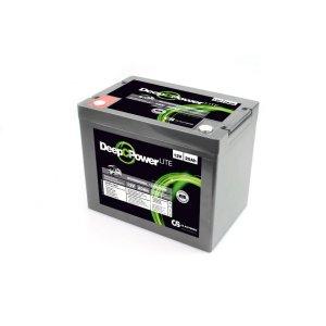 Wohnmobil - Batterie