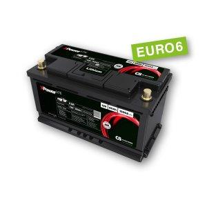Wohnmobil - Starterbatterie
