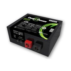 Wohnmobil - Untersitz-Batterie