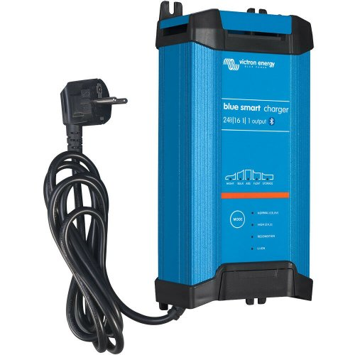 Victron Blue Smart IP22 24/16(1) Charger 24V 16A 1 Batterie