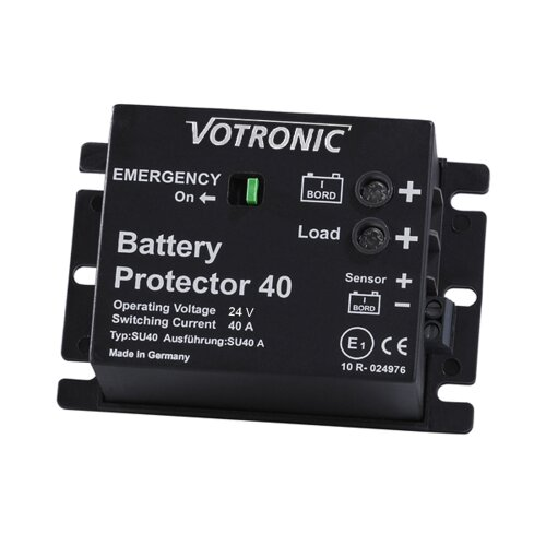 Votronic Battery Protector 40 / 24 - 6075
