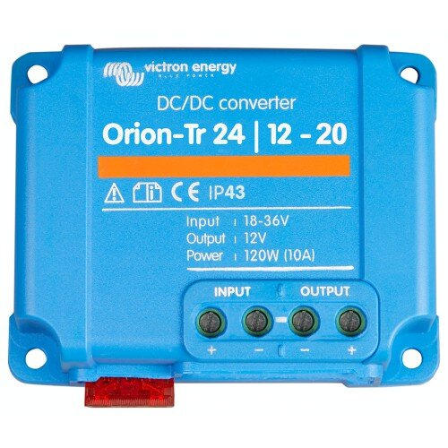 Victron Orion-Tr 24/12-20A (240W)