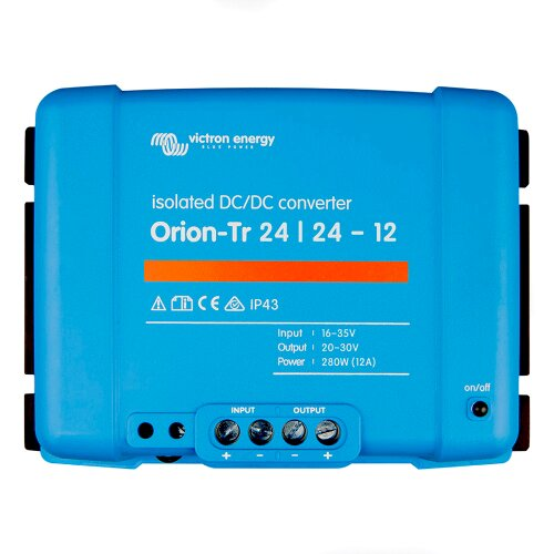 Victron Orion-Tr 24/24-12A (280W)