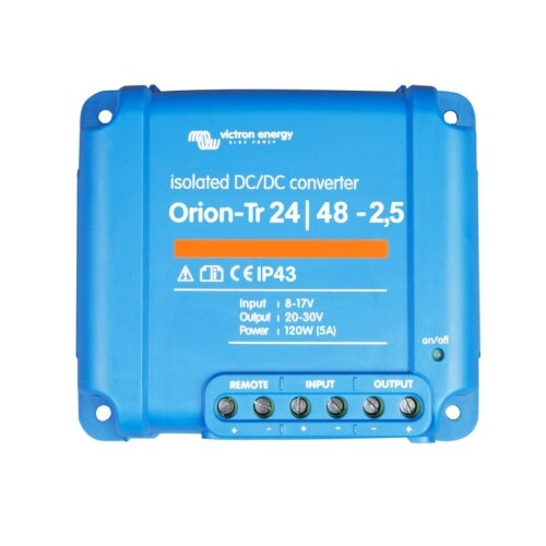 Victron Orion-Tr 24/48-2,5A (120W)